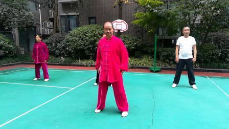 陈式56式太极拳~陈老师演练