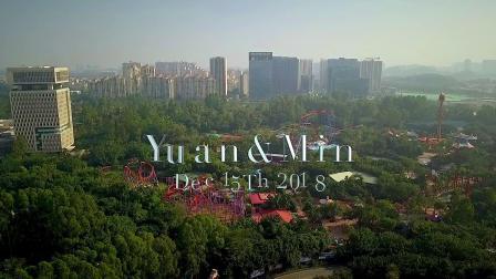 广州长隆酒店「Yuan&Min」| 婚礼快剪