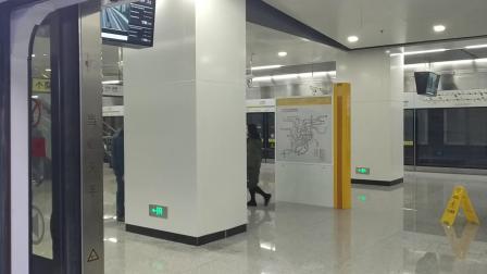 [2019.1]重庆地铁环线 上新街-海棠溪 运行与报站