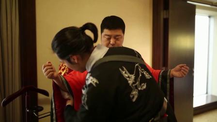 北京汉唐婚礼司仪张峻玮