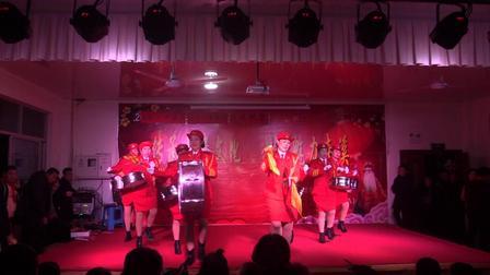 2019城北南溪村春节联欢晚会--正月初八-红双喜拍摄