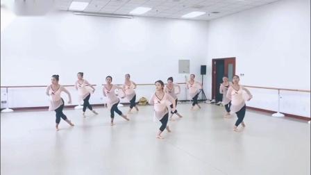 古典舞身韵:二十二桥枫别雨