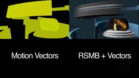 中文汉化版FCPX动态模糊插件RSMB插件 ReelSmart Motion Blur