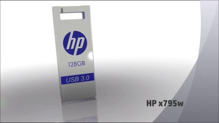 HP x795w USB 3.0 U盘