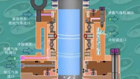 自贡兆强磁性液体密封