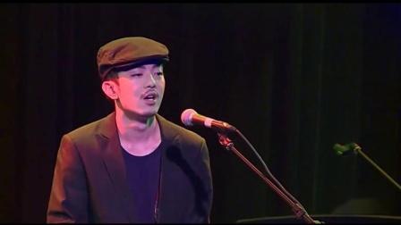 范忆堂《酡颜(冬眠版)》现场演唱(2014芒果LiveShow)