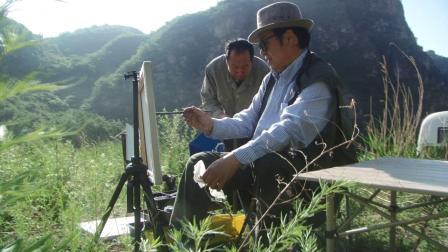 在中国游荡第六季进军太行山