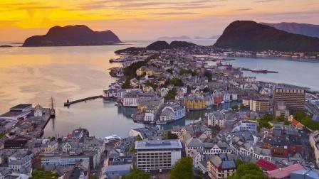 【欧洲风光】丹麦王国(世界上最幸福的国度)