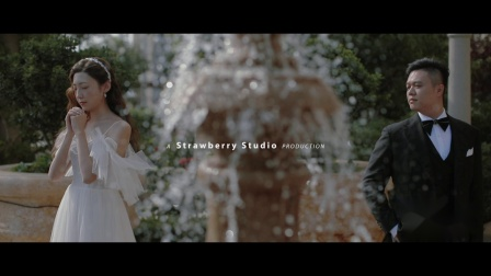 草莓智造作品——大连城堡婚礼集锦