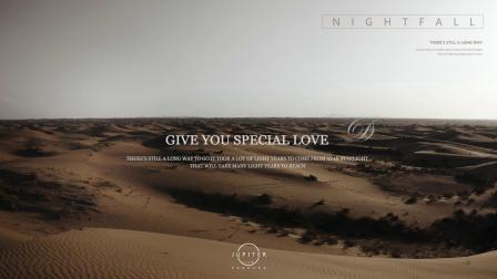 TIAN&SHU#沙漠主题婚礼