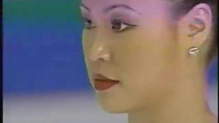 陈露 Lu Chen - 2001 Canadian Open SP