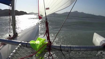 Amaran 帆船的刺激