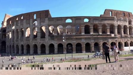 【欧洲随拍26】古罗马帝国-斗兽场(建筑规模和功能设计是世界建筑的范本)
