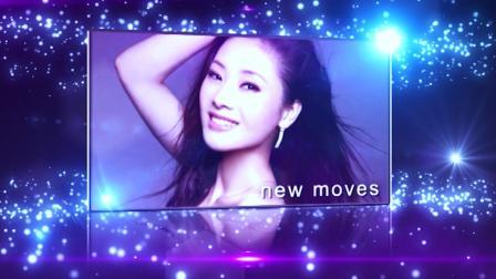 歌手男歌手宣传片 片头VCR制作 原创设计