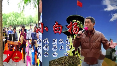 国庆70周年,同龄人周之高《小白杨》演唱 -浦金快乐之声