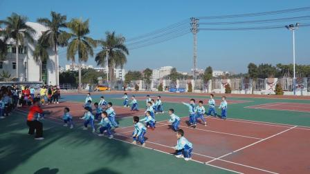 【家园童心·快乐运动】2019年培新幼儿园第15届大型亲子趣味运动会