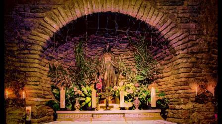 土耳其之旅 第十四站 圣母.玛利亚故居 风车小镇-阿拉恰特