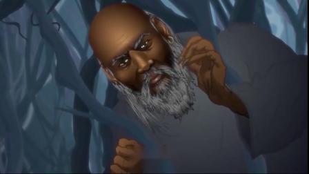 NBA版权游第二季02集:原来乔丹是森林之神