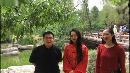 """安娜梦圆红颜雅韵直播间分享《""""大匠""""主题中国艺术嘉年华》"""