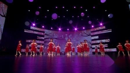 舞蹈《桃花笑》jc dream dance studio