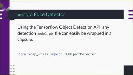 算法胶囊开发 | TF_Face_Detector——系列2