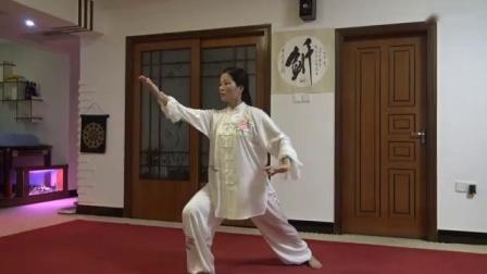黄冬梅85式杨式太极拳
