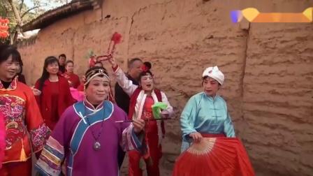 陕西结婚风俗-温馨浪漫的韩城婚礼人美山河更美