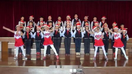 童声飞扬,歌满校园——记2015年哈密路小学班班有歌声迎新歌会