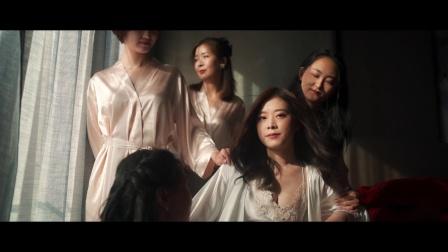 「VWONDER影像社」Coincidence 天津香格里拉酒店婚礼电影
