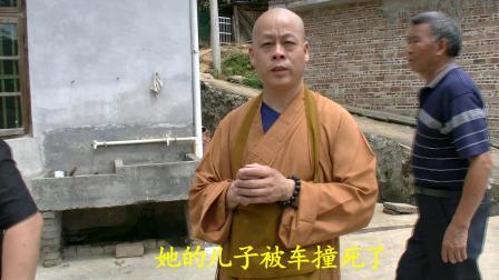 唐灵古寺公益慰问活动(2020年6月23日)