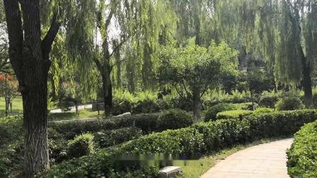 《青州 范公亭公园》背景歌曲:《范仲淹》