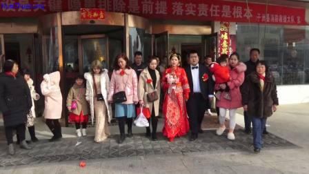 新郎张环宇 新娘郑梦菡新婚庆典第二集