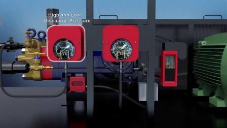 Hydra-Cell高压泵系统和JJ Tech射流系统 开采石油天然气3D视频演示,WANNER颠覆传统油气开采!