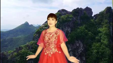 李红《家乡的凤凰山》万里长城第一山