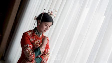 2020-08-17【WJ  PXX】婚礼MV JEVISION