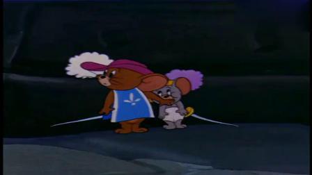 猫和老鼠:汤姆最惨的一次,直接被砍成两半,还是从中间劈开的!
