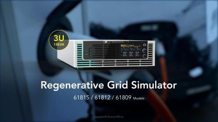 61815 Regenerative Grid Simulator