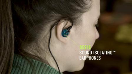 AONIC 215 隔音耳机 在视频会议中提升监听和语音音频