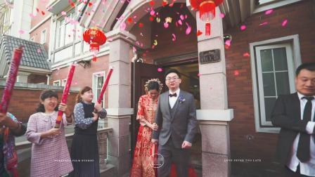 「ZHOU&LIU」无锡婚礼电影