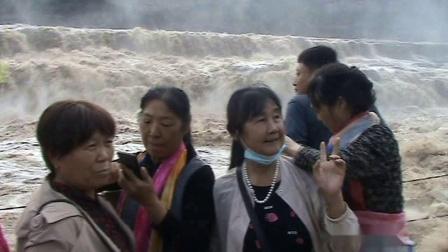宝中旅游:西安旅游第1集-黄河壶口瀑布·兵马俑