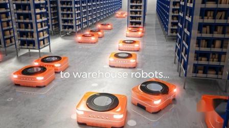 eGaN FETs and ICs for Autonomous Mobility