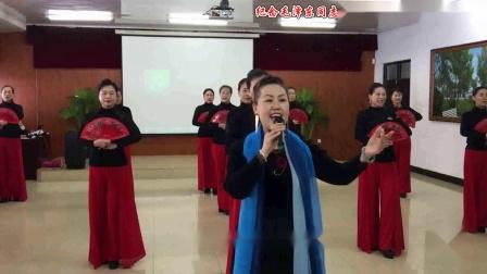 大庆市九彩路艺术团纪念毛泽东同志诞辰127周年迎新年联欢会1