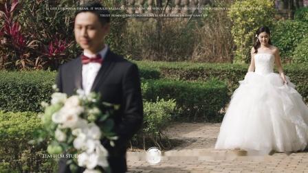 鹿光映畫婚礼回放作品FOR2020-12-27清远喜来登
