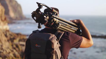 Nitrotech 612液压云台+快开双管摄像三脚架套装 x THE MAKKINA