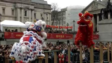 2021 英国伦敦网络春节联欢 - 伦敦华埠商会