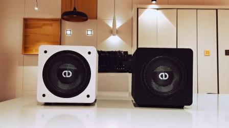 CIC Audio REV革命系列8寸无源低音炮