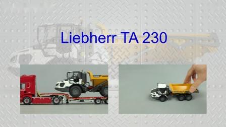 Conrad Liebherr TA 230 by Cranes Etc TV