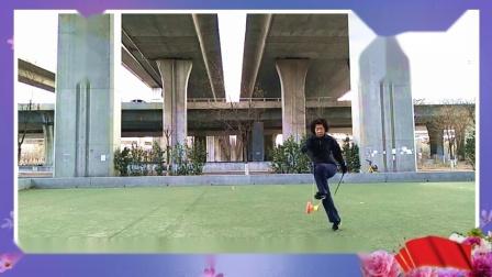 喜迎建党百年优秀空竹视频展播--天津寇兰