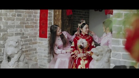 Matchmax(麦弛)作品:中式婚礼