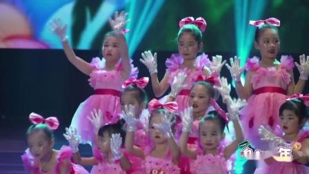 """江西省""""追梦少年""""少儿舞蹈大赛《一双小小手》---九月半艺体教育"""
